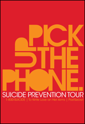 pick up the phone tour